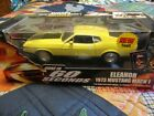 Eleanor 1973 Mustang Mach 1 Gone In 60 Seconds Die Cast Toy Car Displayed In Box