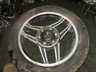 1982 Honda VF 750 vf750 VF750S v45 sabrE  rear rim wheel STRAIGHT