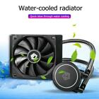 ID COOLING FROSTFLOW X 120 CPU 4Pin Water Liquid Cooling Radiator for Inte12V