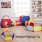 Easy Folding Kids Play House Indoor Outdoor Ball Pit Hideaway Tent Play Toy