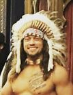 Gorgeous Native American Headdress WORN ONCE FOR A TRADESHOW