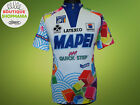 MAPEI COLNAGO UCI Worl CUP 1998 M L SPORTFUL CYCLING SHIRT Maglia Mailot Trikot