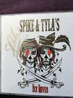 Spike And Tyla's Hot Knives -  ... Signed By Spike