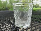RARE Vintage Anchor Hocking Fire King Gemstone Kimbery Clear 3 3/8