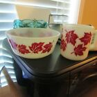 2 PC SET OF CUP AND BOWL   HAZEL ATLAS