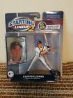 2001 CHIPPER JONES Starting Lineup 2 Sports Figurine - Atlanta Braves