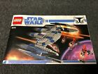 LEGO STAR WARS 8016 HYENA DROID BOMBER INSTRUCTION MANUAL ONLY