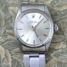 ROLEX OYSTER PERPETUAL 6549, Mid Size Stainless, RECENT SERVICE, NO RESERVE