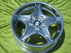 17 ONE NEW BMW Z3 ROADSTER OEM CHROME WHEEL FRONT 59263
