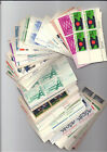 Group of 100 different Plate blocks of 4 4 cent 5 cent 6 cent MNH OG
