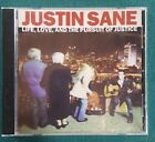 JUSTIN SANE - LIFE- LOVE- AND THE PURSUIT OF JUSTICE-CD