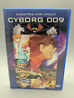 Cyborg 009 Uncut and Unedited DVD 2004 2 Disc Set Free Shipping