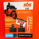 Sherco ST 125 1.25 06 > ON SBS Rear Ceramic Brake Pads OE QUALITY 803HF
