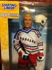 Starting Line Up Wayne Gretzky 1998 Ed. Sports Superstar Collection RANGERS New!
