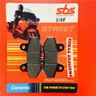 Hyosung RX 125 SM XRX 125 07 > ON SBS Rear Ceramic Brake Pads Set OE QUALITY