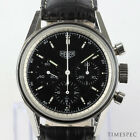TAG Heuer Carrera Chronograph Classic Re-Edition Stainless Steel Manual