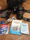 Canon EOS 350d With 18-55mm Lens Manual And Bag