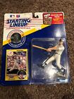 1991 Starting Lineup Kevin Maas New York Yankees MLB Figurines w/Collector Coin