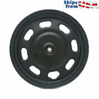 MMG 10 Steel Front FR Wheel Rim 3 Spoke for 50cc QMB139 Scooters