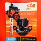 Cagiva 125 W 8 96 > ON SBS Rear Ceramic Brake Pads OE QUALITY 692HF