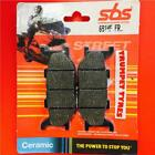 Jincheng JC 150 T D 06 > ON SBS Front Ceramic Brake Pads OE QUALITY 691HF