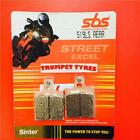 Gilera NGR 250 85 > ON SBS Rear Sinter Brake Pads OE QUALITY 519LS