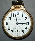 Hamilton Railway Special 992B Gold Pocket Watch Working