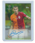 2015-16 Topps UEFA Champions League Showcase Soccer Cards - Review Added 9