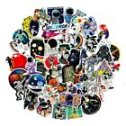 Outer Space Universe Traveler Sticker Pack PVC Vinyl Decal Bomb Lot Waterproof