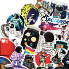 Outer Space 420 Trippy Stoner Galaxy Art Sticker Pack PVC Vinyl Decal Bomb Lot