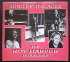ROY HARPER song of the ages Roy Harper interviews UK 3xCD SCIENCE FRICTION 1996