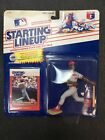 1988 KENNER STARTING LINEUP ERIC DAVIS FIGURE (New In Package)