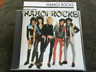 Hanoi Rocks - Self Destruction Blues JAPAN CD 1988 12trk 23PD-107