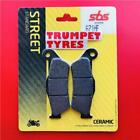 Benelli BX 449 Cross 07 > ON SBS Front Ceramic Brake Pads OE QUALITY 671HF