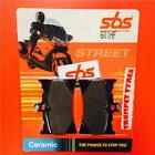 Gilera 600 Nordwest 91 > ON SBS Front Ceramic Brake Pads OE QUALITY 601HF