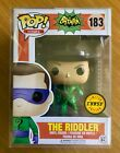 Funko Pop The Riddler #183 Chase + soft Pop protector