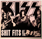 Kiss - Shit Fits At The Ritz - Bruce Kulick , Eric Carr , Stanley, Simmons, RARE