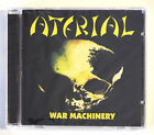 Aterial ‎– War Machinery ULTRA RARE GERMAN HEAVY, Private release