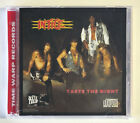 Intice ‎– Taste The Night ULRA RARE Hard Rock, Limited Edition, Remastered, NEW