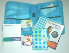 Weight Watchers Points Plus Blue Zippered Case Binder 2012 CALCULATOR