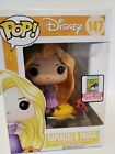 FUNKO POP 2015 SDCC DISNEY TANGLED FRYING PAN RAPUNZEL & RED PASCAL #147 In Hand