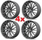 17 ALLOY WHEELS RIMS GUNMETAL GRAY GREY 5X1143 17X75