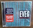 Eve 6 Speak in Code CD 2012 Fearless Records New Sealed CRACKED CASE