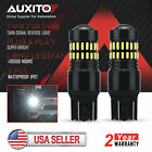AUXITO 7443 LED Brake Tail Parking Light Bulbs Fit for 2001-15 Toyota Highlander