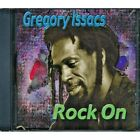 Reggae Music CD Gregory Isaacs Rock On Import Sealed Album X-Plicit Records