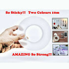 Double sided Grip Tape Traceless Washable Adhesive Tape Nano Invisible Gel US