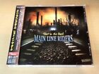 MAIN LINE RIDERS SHOT IN THE DARK+1 POCE-16028 JAPAN CD w/OBI 61168