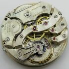 Pocket Watch movement C H Meylan 17 jewels 6 adj for project or parts