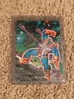 1992 Marvel Masterpieces Silver Surfer vs Thanos Foil Etched Card 2-D Sky Box
