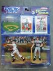 2000 Cal Ripken Jr Chipper Jones Starting Lineup Classic Doubles Orioles Braves